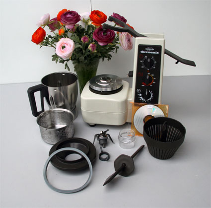 robot thermomix vorwerk tm 3300 muy buen estado uk ebay. Black Bedroom Furniture Sets. Home Design Ideas