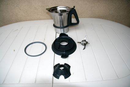 Bol complet pour vorwerk thermomix tm21 tm 21 ebay - Thermomix 3300 accessoires ...