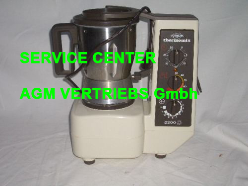 reparatur center agm vertriebs gmbh f r vorwerk thermomix tm3300 ebay. Black Bedroom Furniture Sets. Home Design Ideas