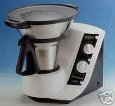 robot thermomix vorwerk tm 21 excellent etat 98 99 fr avec varoma ebay. Black Bedroom Furniture Sets. Home Design Ideas