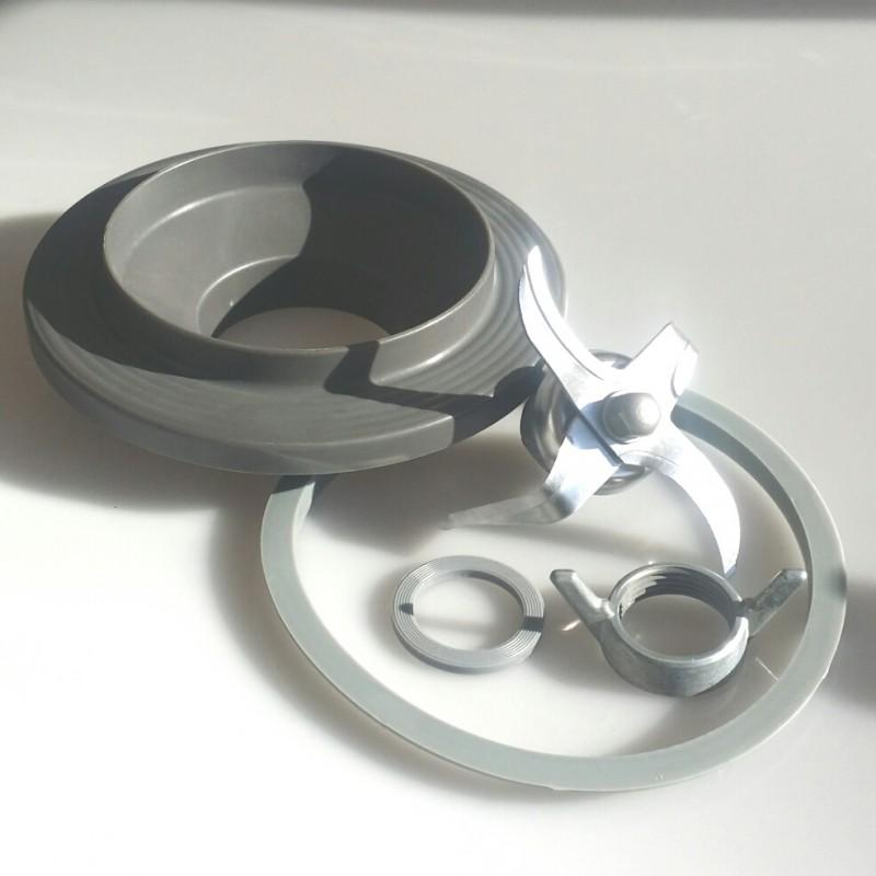 set couteau ecrou joint de bol couvercle pour tm3300 et 3000 mondial shop agm diffusion. Black Bedroom Furniture Sets. Home Design Ideas