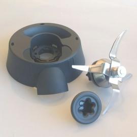 COUTEAUX TM31 ORIGINE + SOCLE + ENTRAINEMENT pour Thermomix TM31
