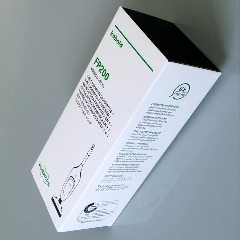 Sacs filtres cot kobold 200 origine mondial shop agm - Sacchetti folletto fp 140 ...