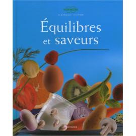 "LIVRE ""Equilibres et Saveurs"""
