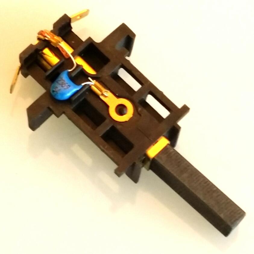 Charbon moteur set de 2 pour vorwerk thermomix tm 3300 ca q - Thermomix vorwerk 3300 ...