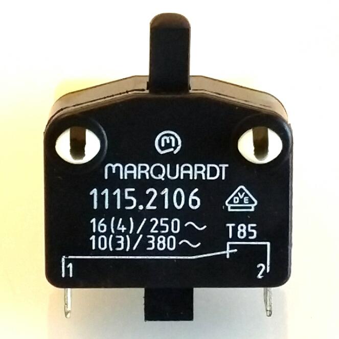 Switch of security for vorwerk thermomix tm3300 3300 - Thermomix vorwerk 3300 ...