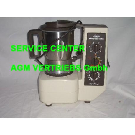 SERVICE CENTER TM3300